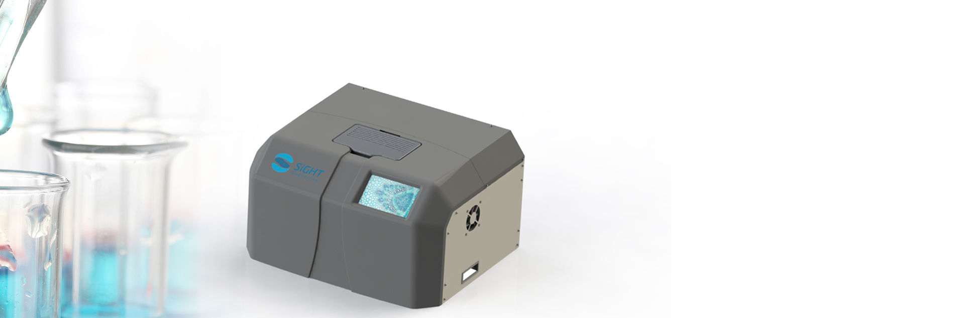 Blood analysis for parasight detection by Sight Diagnostics